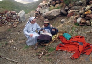 BOLIVIA / ORURO 15/00184 Existencial help for 23 sisters working in the diocese, 2016