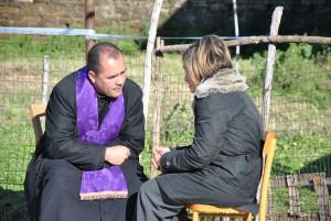 Ausbildungsbeihilfe für 9 Seminaristen des Klosters des fleischgewordenen Wortes  Monastyr Voplochenoho Slova  aus der Ukraine